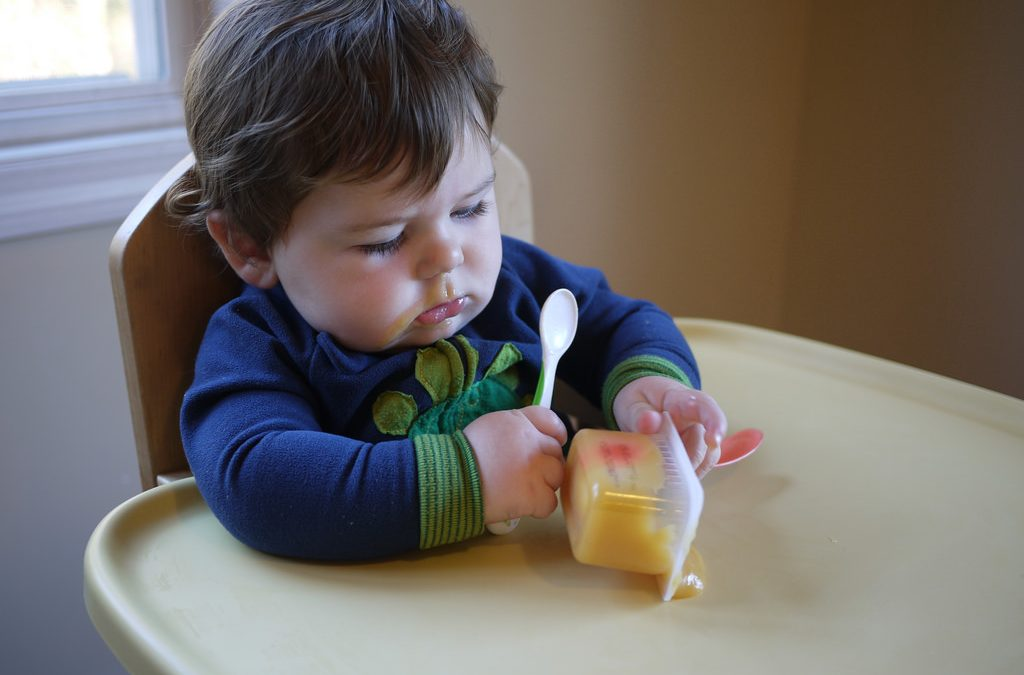 Heavy metals in your baby food ?